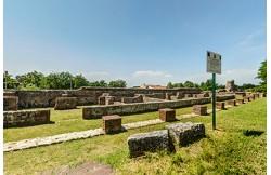 Римски казарми в Хисаря
