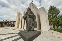 Паметник на Паисий Хилендарски
