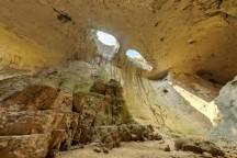 """Пещера Проходна """"Очите на Бога"""""""