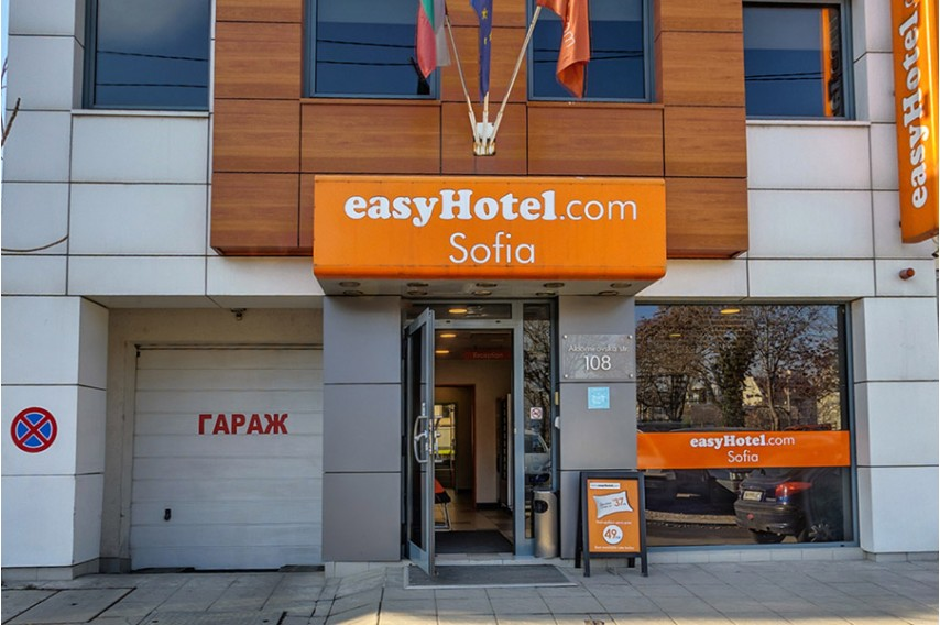 easyHotel Sofia - Low Cost